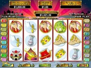 Aladdins Wishes Slots Online