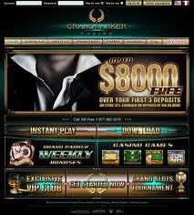 GrandParker Casino Screenshot