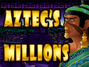 Play real money Aztec's Millions Slots online
