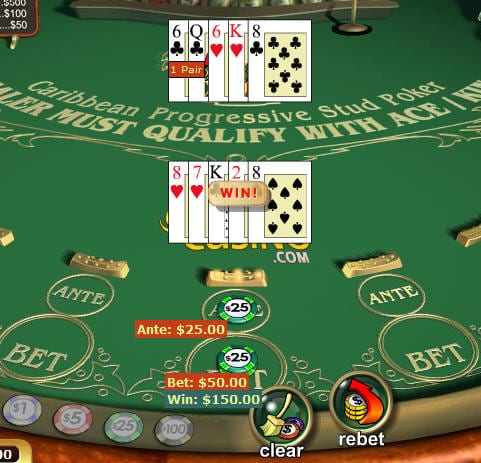 online casino free money american pocker