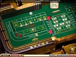 Play Craps For Free Or Real Money At All Star Slots Casino Online