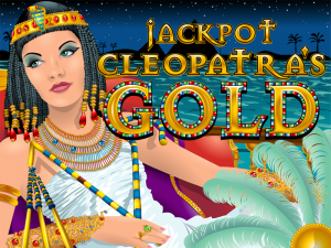Play Cleopatra's Gold Slots For Free Or Real Money At All Star Slots Casino Online