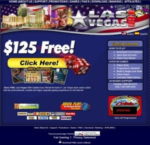 Las Vegas USA Casino | Real Money Slots