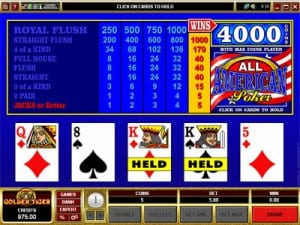 Golden tiger casino bonus code