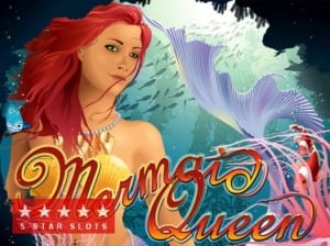 Play Mermaid Queen RTG Slots Online Free Or Real Money