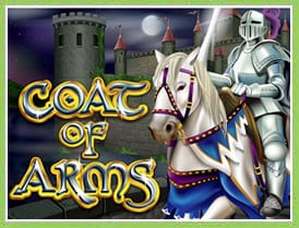 Play Coat of Arms RTG slots At Club World Casino Online - 100% match bonus up to $777