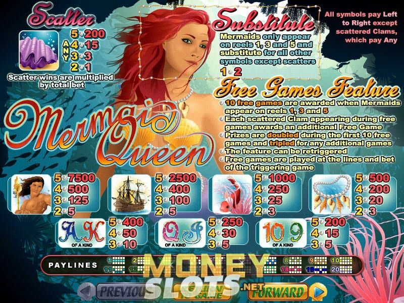 Desert Queen Slot - Play for Free or Real Money