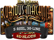 Curious Machine 3D Slots