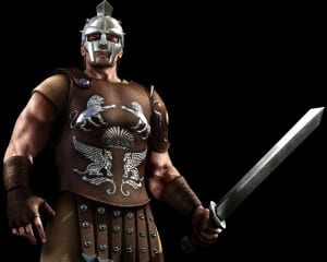 Play Gladiator 3D Slots iOS Device, Iphone's, iPad's, iPad minis