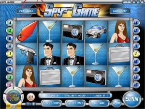 Spy Game Slots Free Play & Real Money Casinos