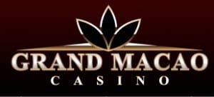 grand macao USA Casino logo