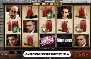 Sopranos Slot Machine