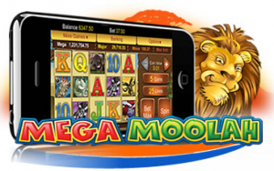 Mega Moolah Microgaming Online Slot Machine
