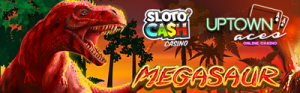 RTG Releases Megasaur 3D Online Slot Machine