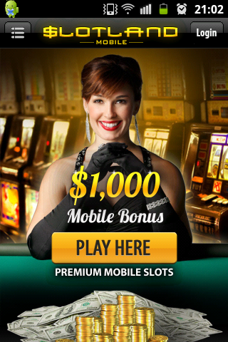 mobile casino slots real money
