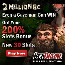 BetOnline Best USA Online Bitcoins Casinos Slots Bonuses