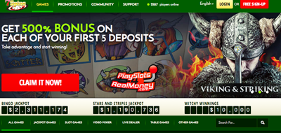Begado Online Casino Review