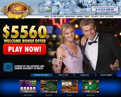 Mobile Luxury Casino