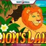 play RTG lions-lair