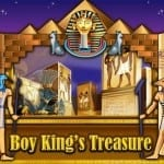 Play Boy King Treasure Slots at Manhattan Slots & Get 100% Bonus Up To $747