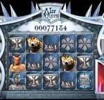 Slotland Ice Queen Progressive Slot Machine