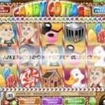 Candy Cottage USA Rival Casino Slot Machine
