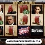 SOPRANOS SLOT MACHINE