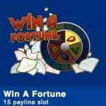 Win A Fortune online mobile slot machine