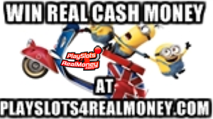 Win Real Cash Money Playing Slots Online